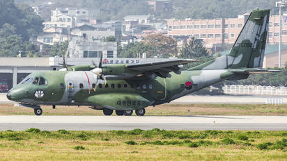 40-092 - Korea (South) - Air Force Casa CN-235M
