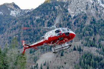HB-ZNQ - Swiss Helicopter Eurocopter AS350B3