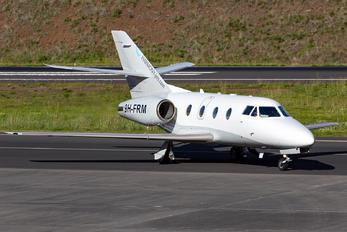 9H-FRM - Private Dassault Falcon 100