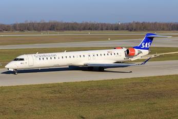 EI-FPN - SAS - Scandinavian Airlines (CityJet) Bombardier CRJ-900LR