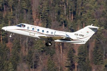 HA-YFK - Jetstream Air Beechcraft 400A Beechjet