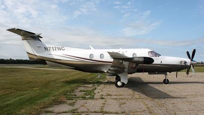 N717NC - Private Pilatus PC-12