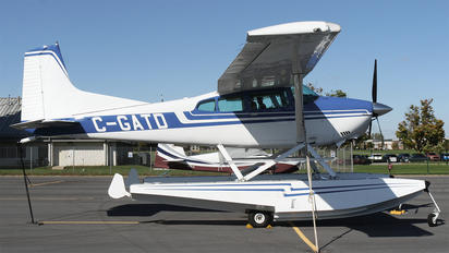 C-GATD - Private Cessna 185 Skywagon