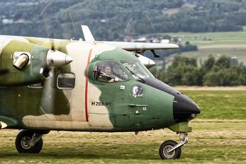 0220 - Poland - Air Force PZL An-28