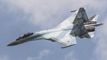 RF-95850 - Russia - Air Force Sukhoi Su-35S aircraft