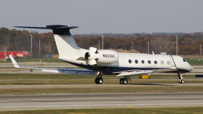 N523AC - Private Gulfstream Aerospace G-V, G-V-SP, G500, G550