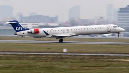 EI-FPW - SAS - Scandinavian Airlines (CityJet) Canadair CL-600 CRJ-900