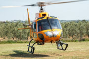 EC-KIE - Helitrans Pyrinees Aerospatiale AS350 Ecureuil / Squirrel aircraft