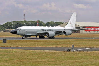 ZZ665 - Royal Air Force Boeing RC-135W Rivet Joint