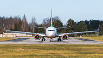 UR-SQA - SkyUp Airlines Boeing 737-8H6 aircraft