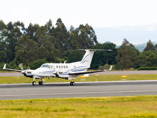 G-WCCP - Private Beechcraft 200 King Air