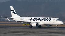 OH-LKK - Finnair Embraer ERJ-190 (190-100) aircraft