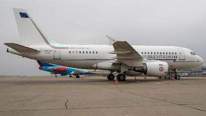MM62209 - Italy - Air Force Airbus A319 CJ