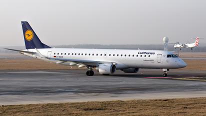 D-AECE - Lufthansa Regional - CityLine Embraer ERJ-190 (190-100)