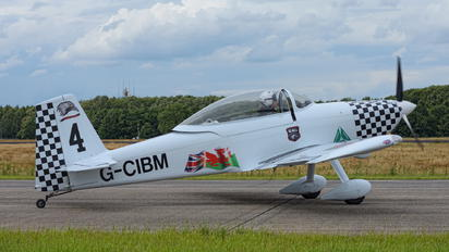 G-CIBM - Team Raven Vans RV-8