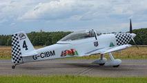 G-CIBM - Team Raven Vans RV-8 aircraft