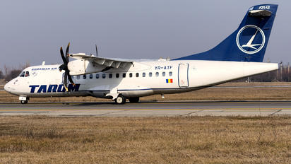 YR-ATF - Tarom ATR 42 (all models)