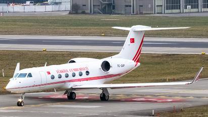 TC-GAP - Turkey - Air Force Gulfstream Aerospace G-IV,  G-IV-SP, G-IV-X, G300, G350, G400, G450