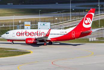 D-AHXJ - Air Berlin Boeing 737-700