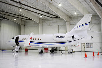 N90MC - Private Dassault Falcon 2000 DX, EX