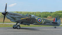 TB885 - Private Supermarine Spitfire Mk XVI aircraft