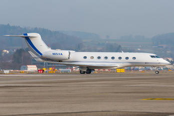 N651XA - Saudi Aramco Aviation Gulfstream Aerospace G650, G650ER
