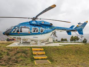 HK-4934 - Helistar Colombia Eurocopter EC145