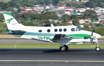 TG-FBG - Private Beechcraft 90 King Air