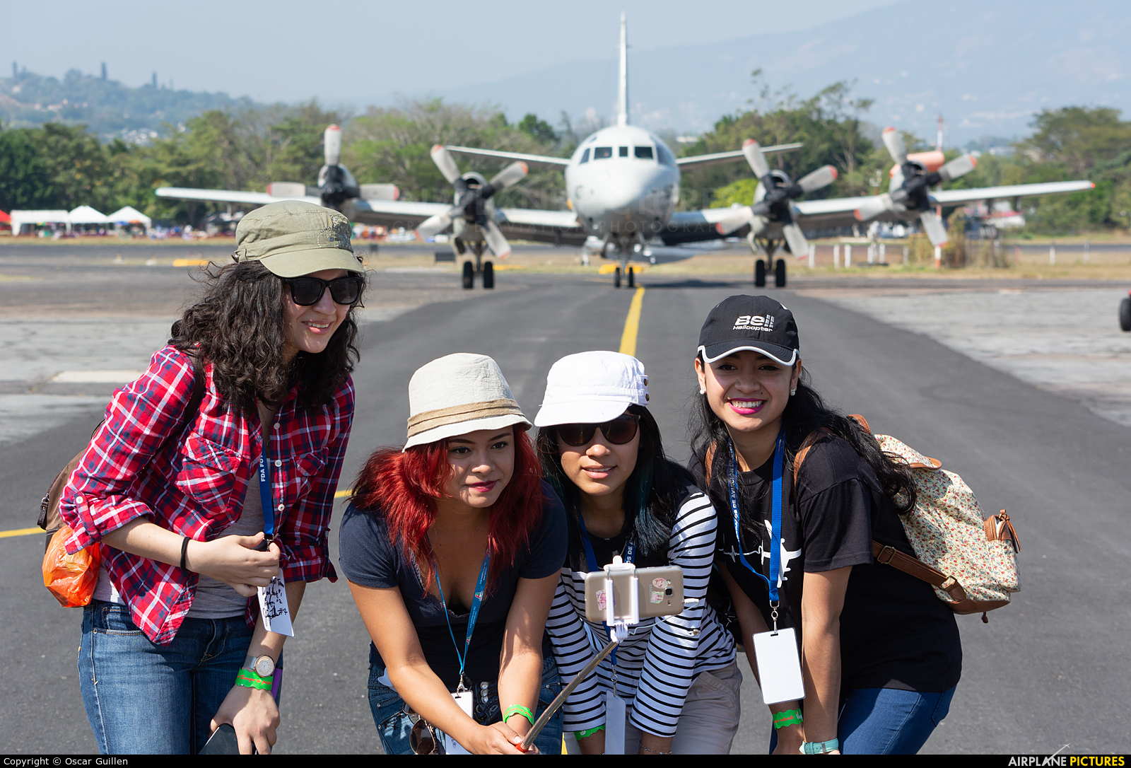 - Aviation Glamour MSSS aircraft at San Salvador - Ilopango Intl