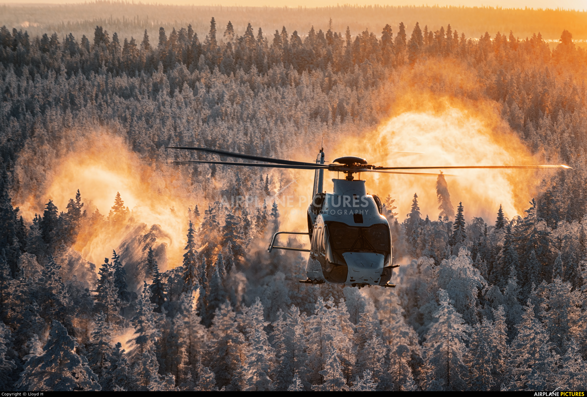Airbus F-WWOR aircraft at In Flight - Finland