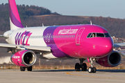 HA-LPX - Wizz Air Airbus A320 aircraft