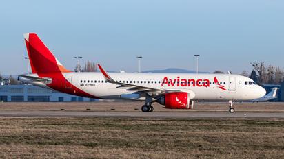 VQ-BXE - Avianca Brasil Airbus A320 NEO