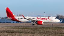 VQ-BXE - Avianca Brasil Airbus A320 NEO aircraft