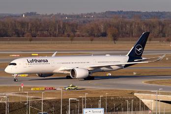 D-AIXL - Lufthansa Airbus A350-900