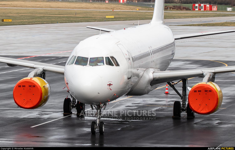United Airlines N2910U aircraft at Ostrava Mošnov