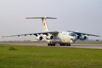 21049 - China - Air Force Ilyushin Il-76 (all models)