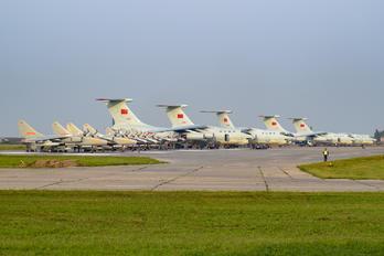21141 - China - Air Force Ilyushin Il-76 (all models)