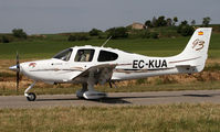 EC-KUA - Private Cirrus SR22-GTS G3 Turbo aircraft