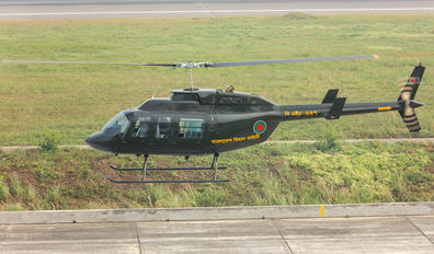 BH-557 - Bangladesh - Air Force Bell 206L-4 LongRanger