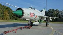 9106 - Poland - Air Force Mikoyan-Gurevich MiG-21MF aircraft