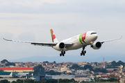 CS-TUM - TAP Portugal Airbus A330neo aircraft