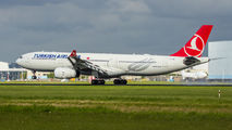 TC-JNM - Turkish Airlines Airbus A330-300 aircraft