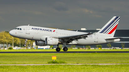 F-GRXD - Air France Airbus A319
