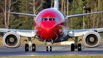 SE-RRF - Norwegian Air Sweden Boeing 737-800 aircraft