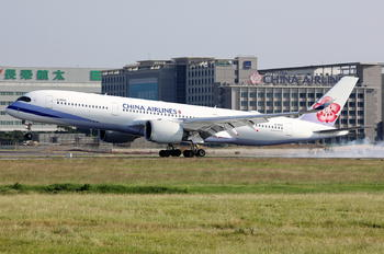 B-18906 - China Airlines Airbus A350-900