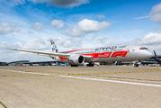 A6-BLV - Etihad Airways Boeing 787-9 Dreamliner aircraft
