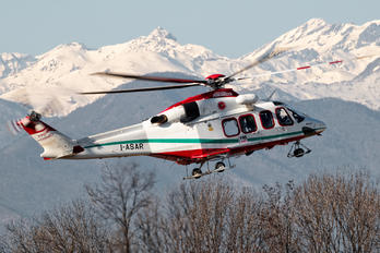 I-ASAR - Airgreen Agusta / Agusta-Bell AB 139