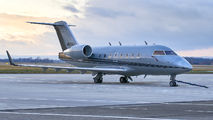 N800AJ - Private Bombardier CL-600-2B16 Challenger 604 aircraft