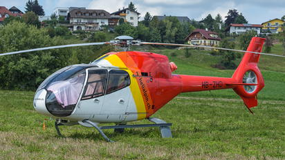 HB-ZHD - Private Eurocopter EC120B Colibri