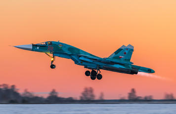 26 - Russia - Air Force Sukhoi Su-34